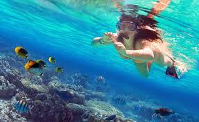 Isla Mujeres con Snorkel