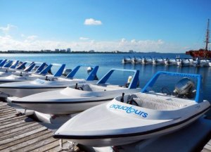 Marina Aquatours jungle tour cancun