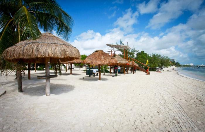 Playa Las Perlas Cancún