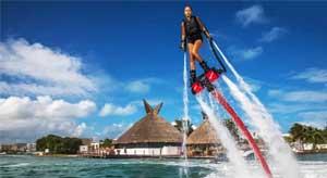 ciudad de cancun actividades