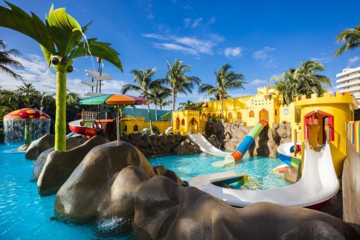 Crown Paradise Club Cancun hoteles niños cancun