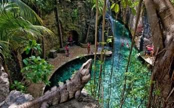 Lugares famosos en Cancún