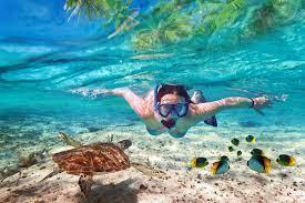 Snorkel en isla Mujeres