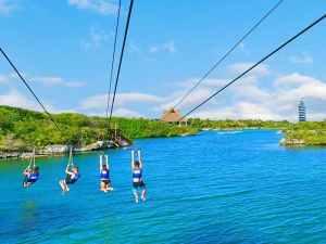 Xel Ha actividad para niños en cancun