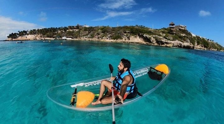 kayac isla mujeres