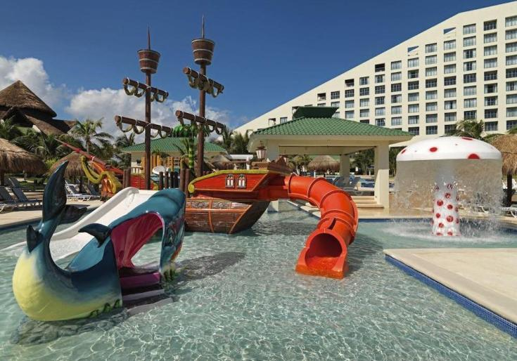 Iberostar Selection Cancún - hoteles playa delfines