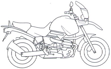 The BMW R1100GS page 2