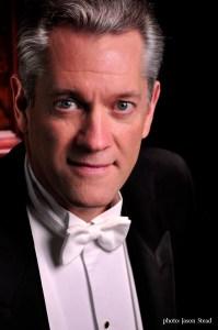 Jeffrey Carl, baritone