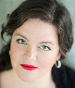 Headshot - Elyse Charlebois, soprano