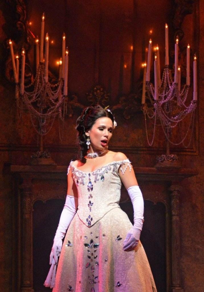 Violetta, La Traviata, Verdi, New Orleans Opera 2015