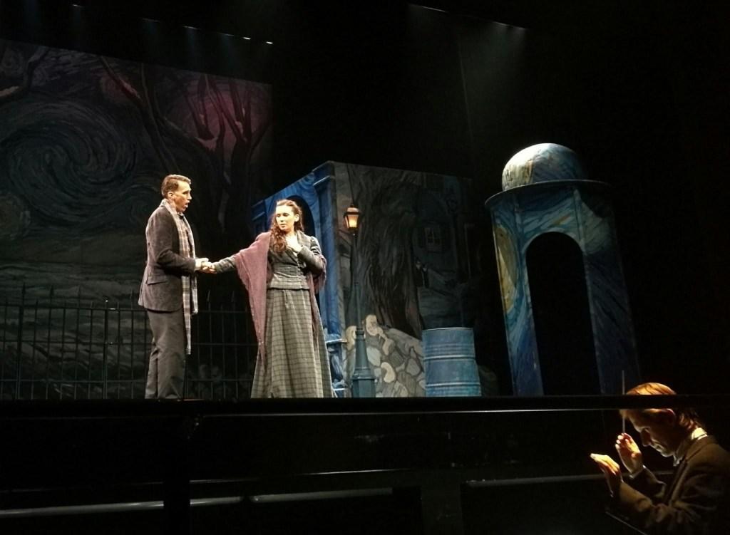 Mimi, La Bohème, Puccini, Opera2001, Spain 2016 with Eric Fennell