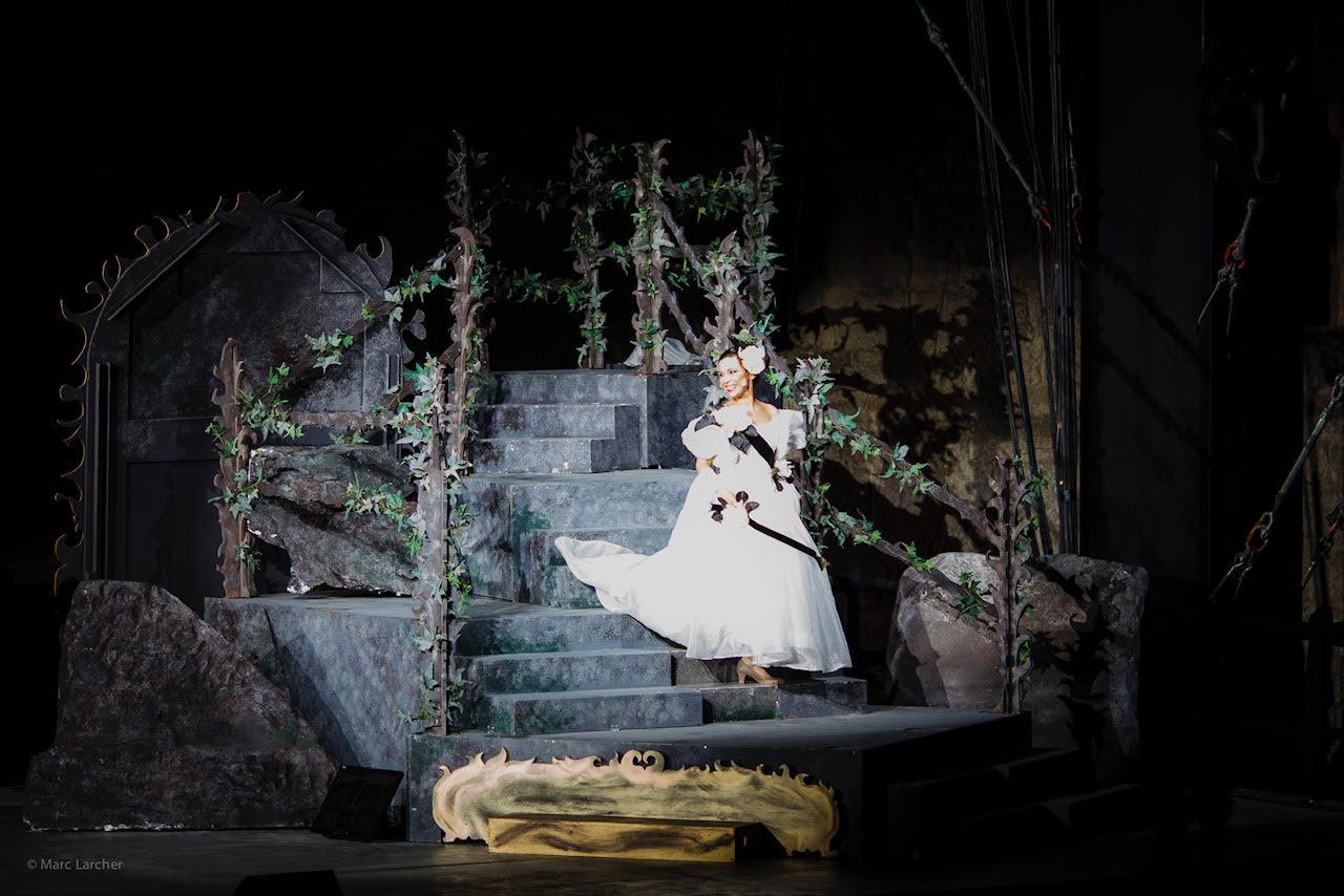 Violetta, La Traviata, Verdi, Opéra en Plein Air 2015