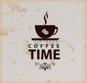 20150684-coffee-time-over-vintage-background-vector-illustration
