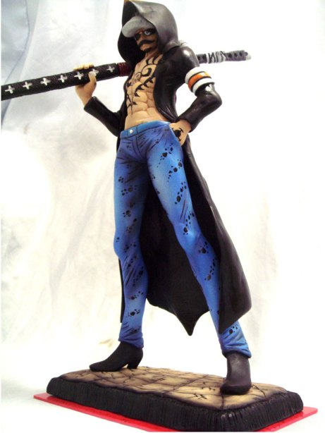 One Piece Trafalgar Law Cosplay