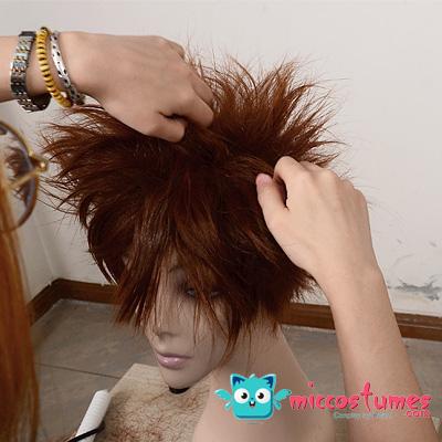 Die ergebnisreiche Maske vom Haarausfall für die Männer