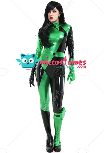 new kim possible shego
