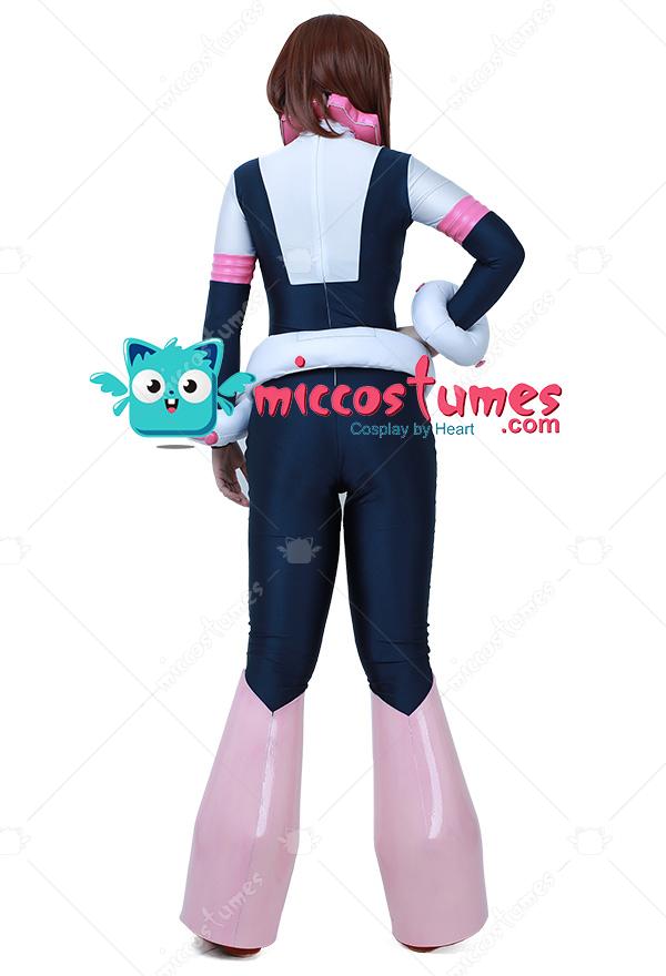 My Hero Academia Ochako Uraraka Cosplay Jumpsuit Costume