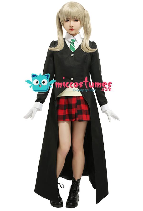 pix Maka Coat soul eater maka albarn cosplay kostume
