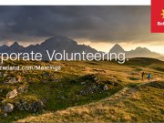 Switzerland Convention & Incentive Bureau lädt zum Corporate Volunteering ein