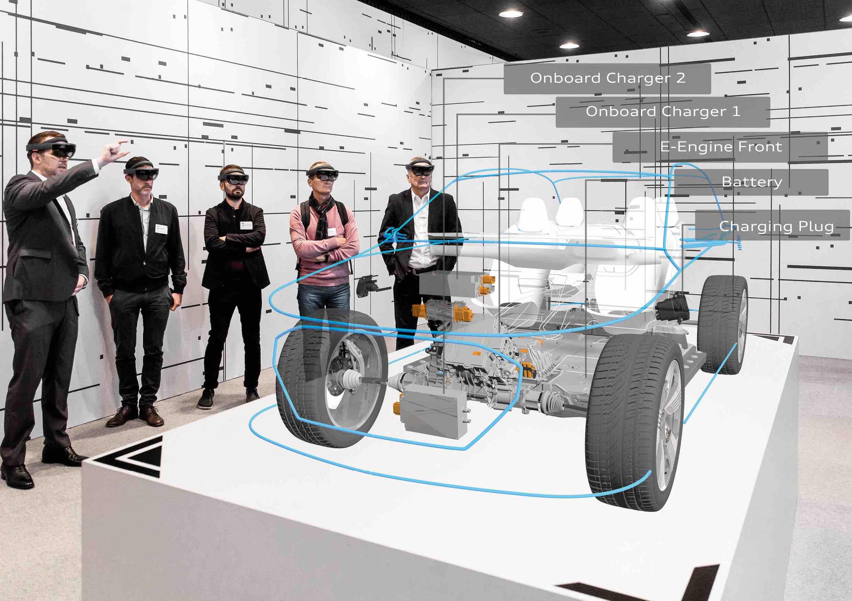 Sxces digitalisiert Exponate von Audi für Live-Einsätze