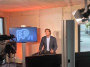 PP Live eröffnete Streaming Studio in Köln