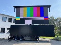 Videotechnik Bär und Rent Event Tec stellen LED-Truck rB50 vor