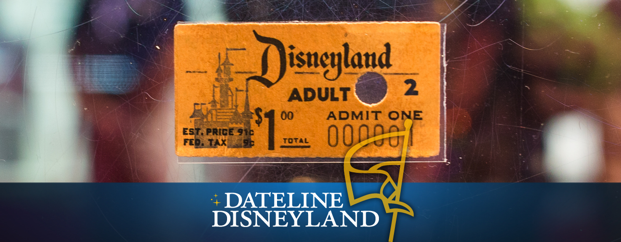 c71001432b5fe D23 Expo In-Depth  The Walt Disney Archives celebrates 60 years of  Disneyland