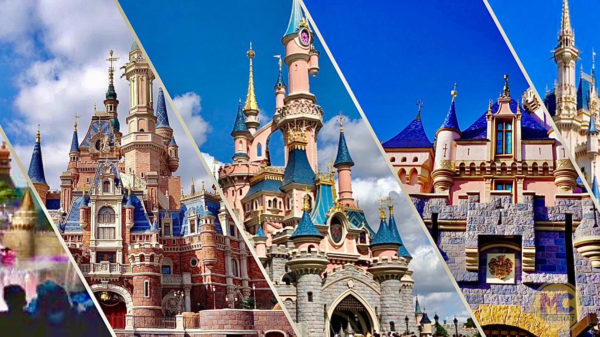Here's When Every Disney Park Around the World Plans to Reopen!