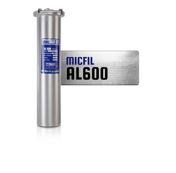 MicFil AL600 brandstoffilter - oliefilter