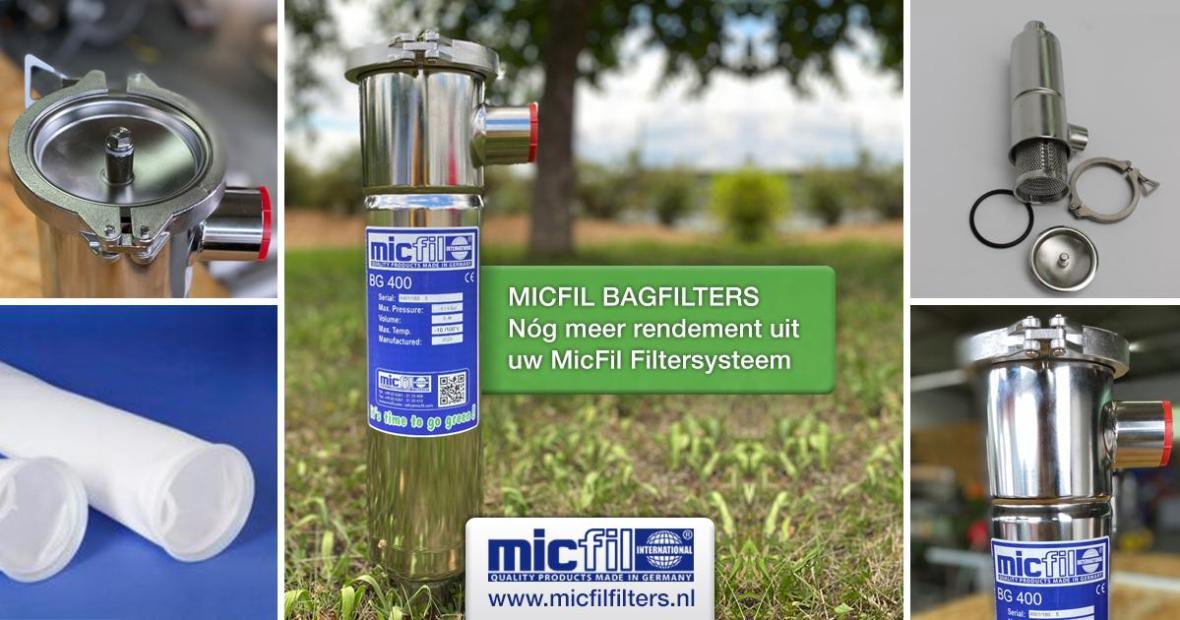 MicFil Bagfilters