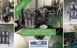 MICFIL OLIE - BRANDSTOF FILTERSYSTEEM HUREN