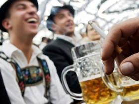 kein totales Rauchverbot in Bayern