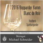 2016 Bopparder Hamm Blanc de Noir
