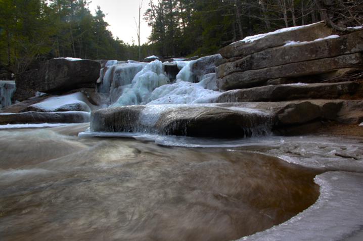 Diana's Bath Conway New Hampshire