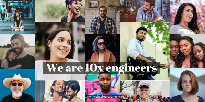 we are 10x engineers