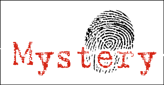 Image result for picture of the word mystery