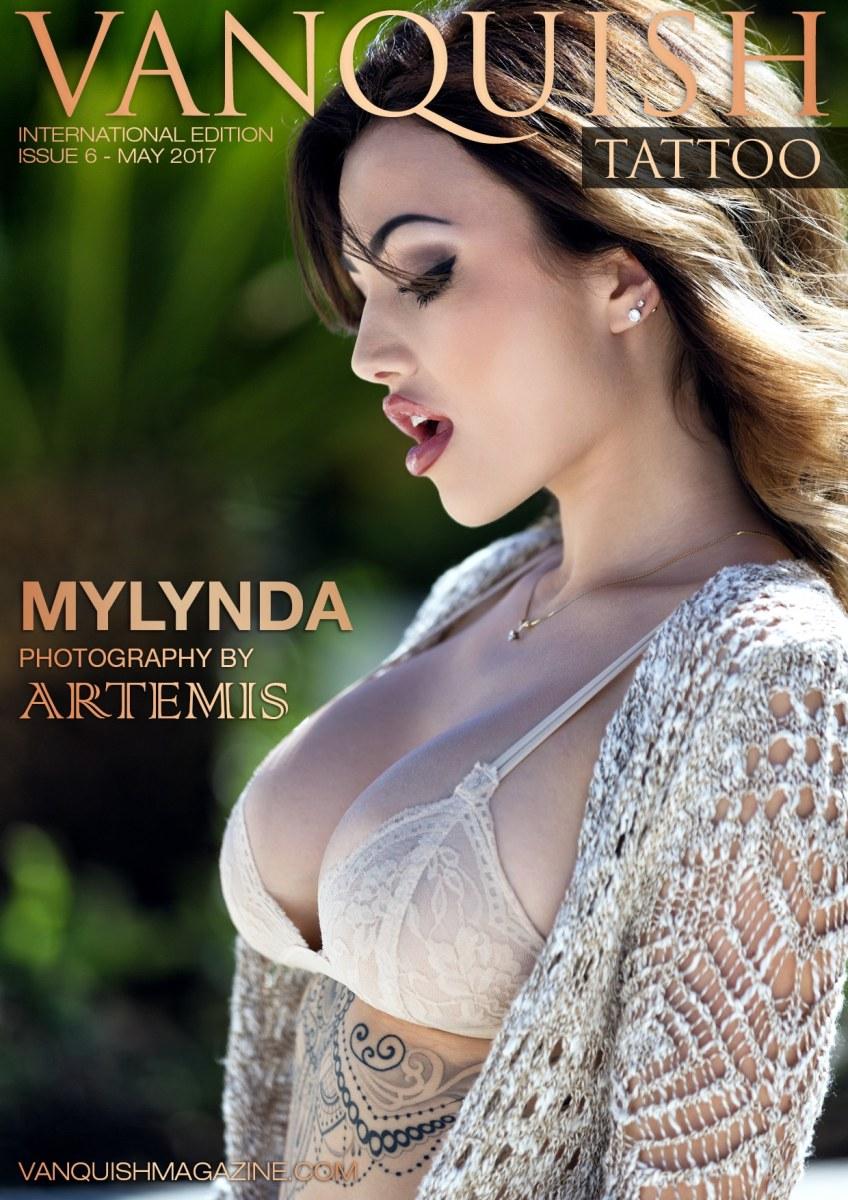 Vanquish Tattoo Cover - Featuring MyLynda
