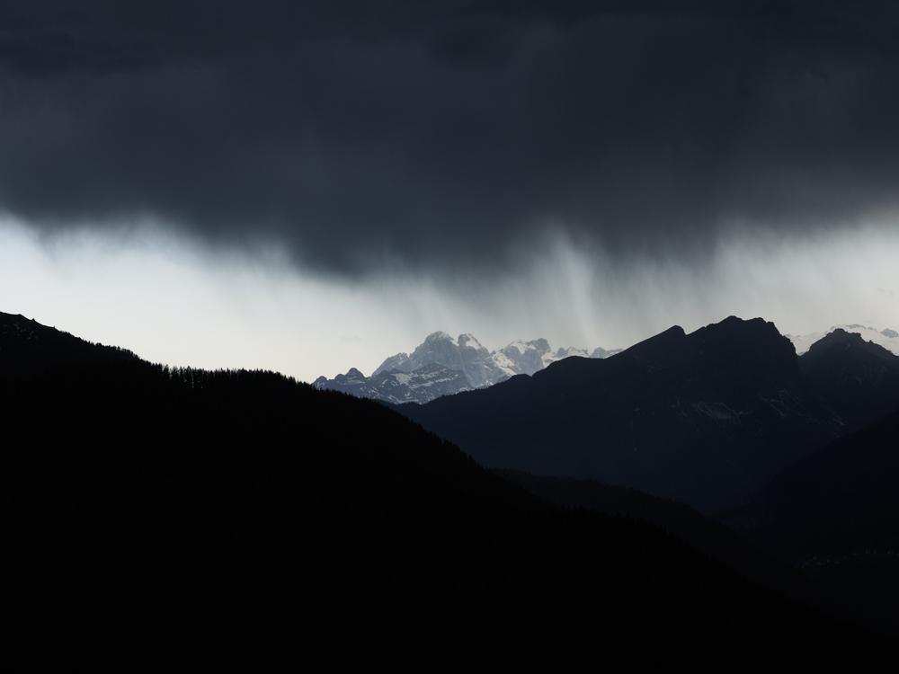 Dolomites Storm