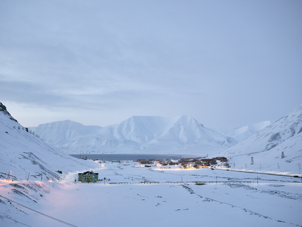 Svalbard Website