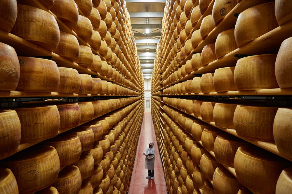 Modena Parmigiano-Reggiano