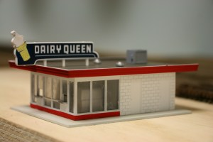 Walther's vintage Dairy Queen.