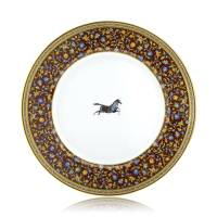 Herms Cheval D'Orient Dinner Plate - Michael C. Fina
