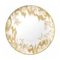 Herms Voyage En Ikat Dinner Plate