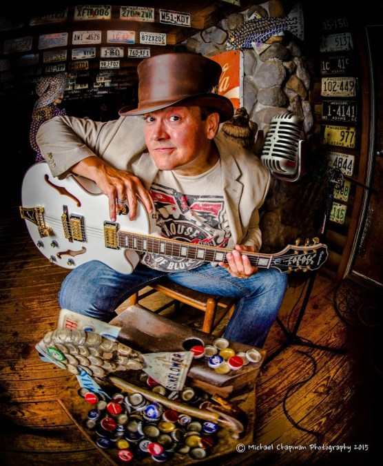 Musician & Artist Brandon McCranie