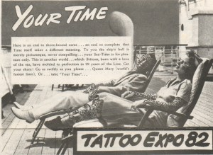 tattoo expo 82