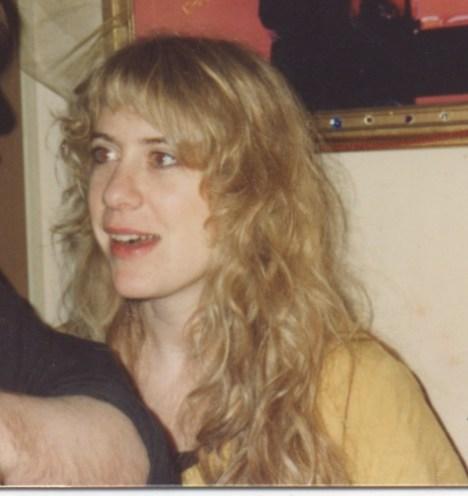 Sue Miller in 1990.