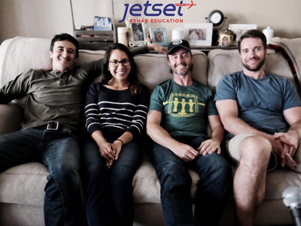 JetSet Rehab Education Podcast