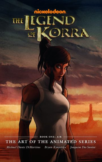 The Legend of Korra: Air (The Art of the Animated Series)