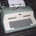 Papaw's Typewriter