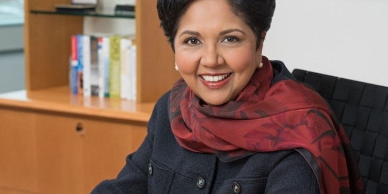 "Indra Nooyi: ""Assume Positive Intent"""